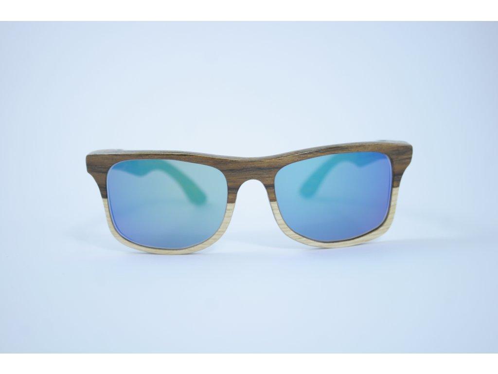 Dřevěné brýle Montauk