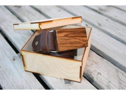 Dárková krabička na opasek