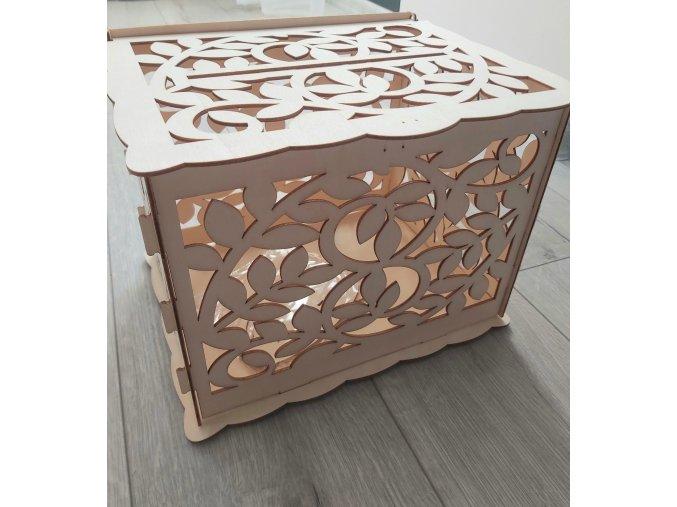 Krabička na svatební přání