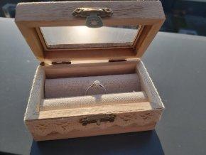 Krabička na prsteny 2
