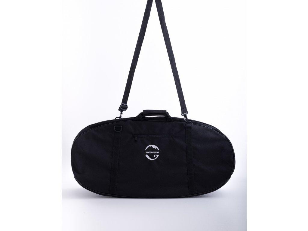 Přepravní taška pro Woodboards Original komplet - černá