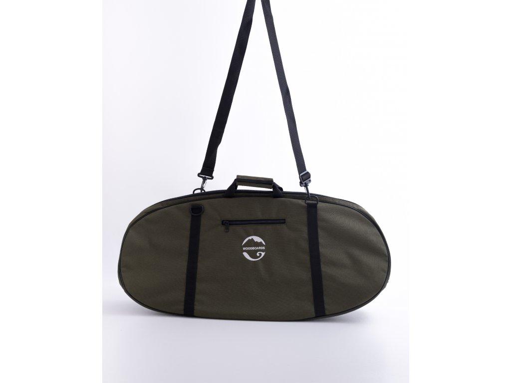 Přepravní taška pro Woodboards Original komplet - zelená (khaki)