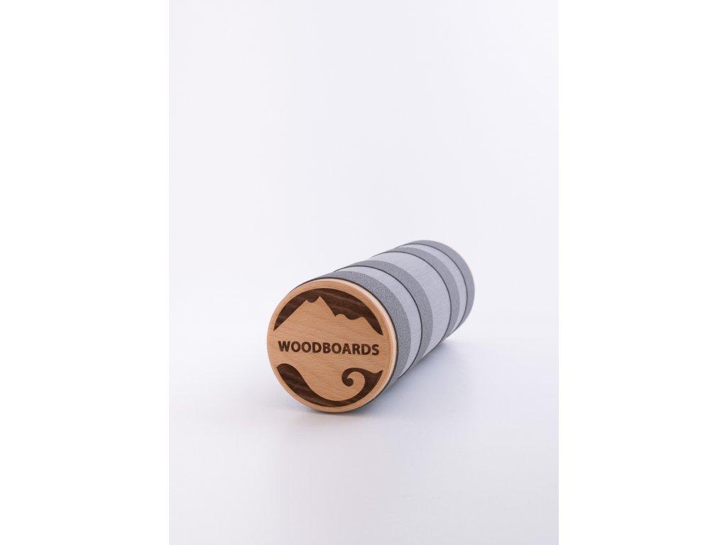 Balanční válec Woodboards Original - samostatně