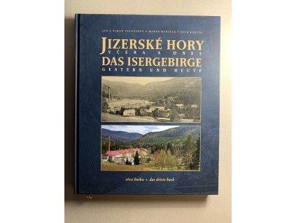 Jizerské hory včera a dnes, třetí kniha