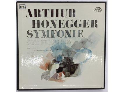 Arthur Honegger Symfonie