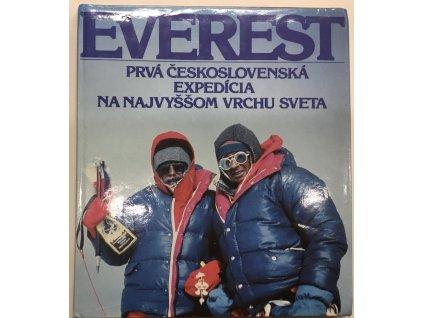 Everest; prvá československá expedícia na najvyššom vrchu sveta