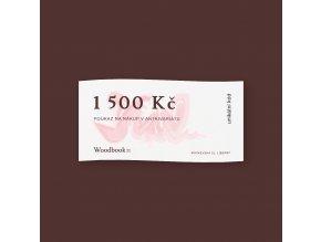poukaz 1500
