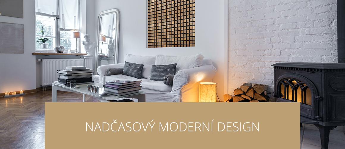 Nadčasový moderní design