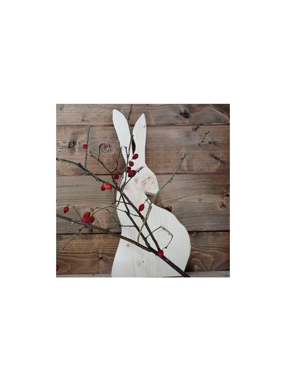 Drevený zajac