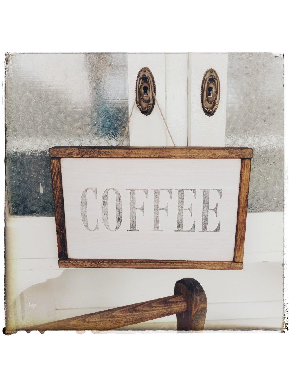 Tabuľka coffee