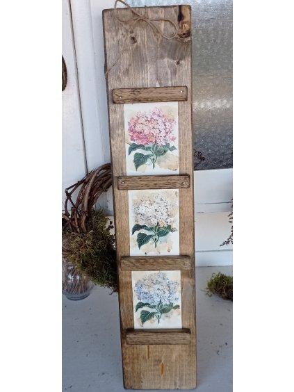 Kvetinová tabuľa - obrázok