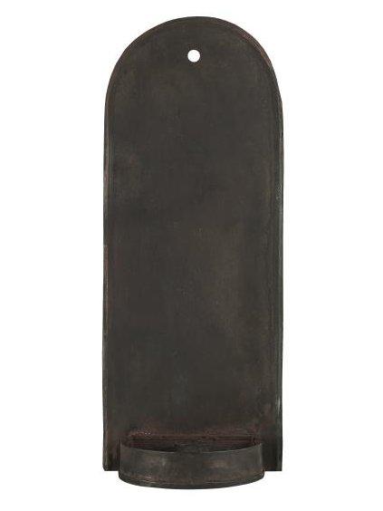 nástenný kovaný držiak