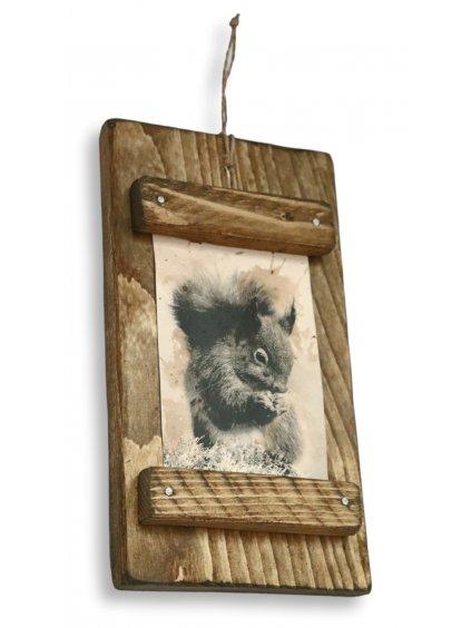 obrázok s líškou