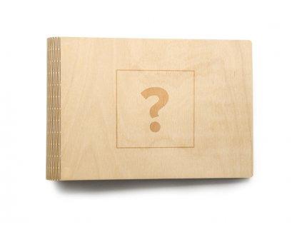 Wooden moment album na přání
