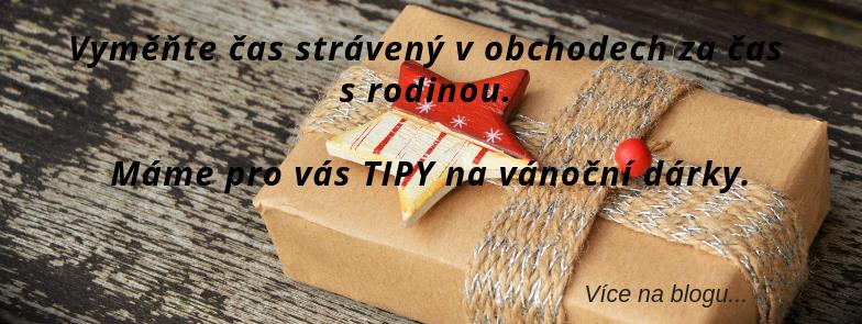 Tip na dárky - blog