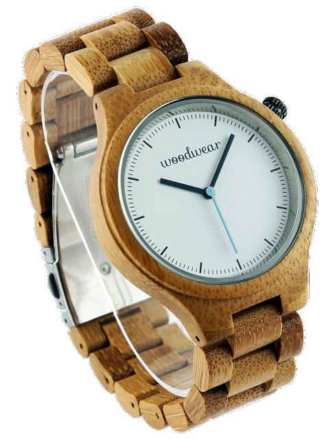 Dřevěné hodinky Lismore