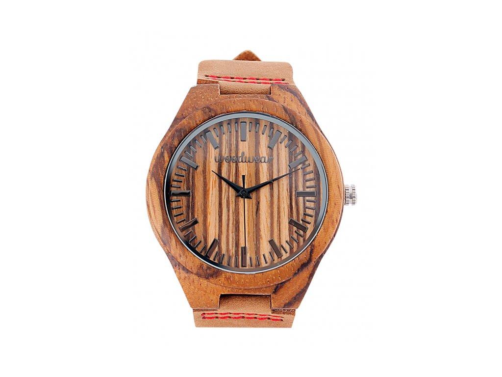 Dřevěné hodinky Kiama - WoodenStyle.cz b85ab2f932