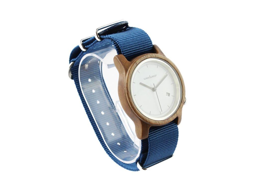 Dřevěné hodinky Spectro - Blue dámské - WoodenStyle.cz 0755967c64