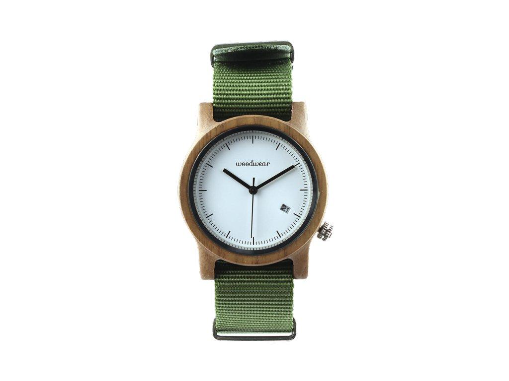 Dřevěné hodinky Spectro - khaki dámské - WoodenStyle.cz 311e9c92d2
