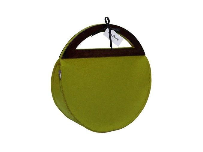 Limetková kabelka
