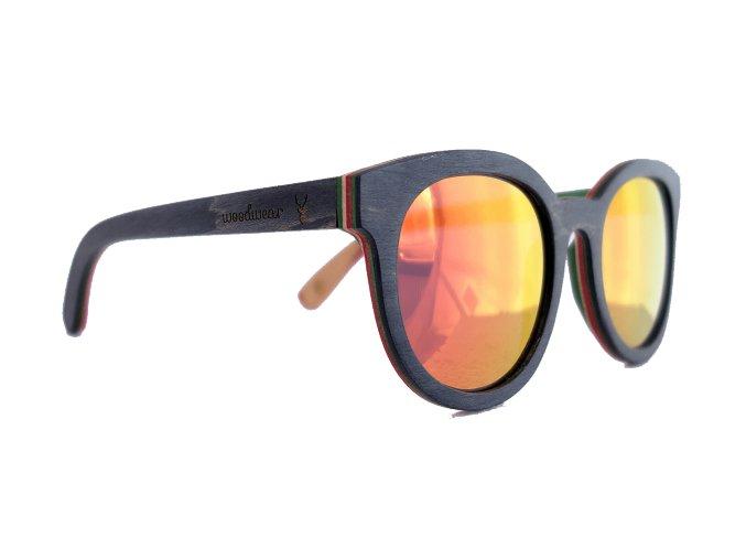 Sluneční brýle ze skateboardu