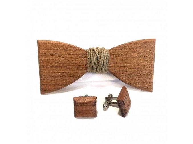 Dřevěná sada JUTA
