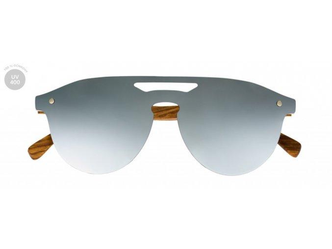 Dřevěné brýle Kraftwerk