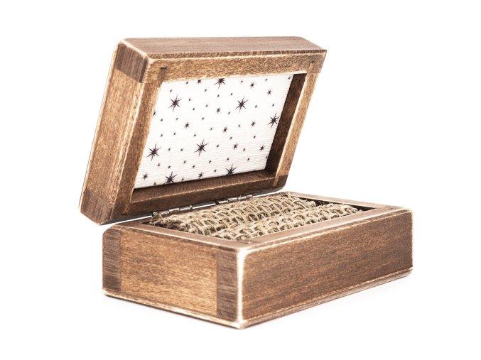 Krabička na prstýnky