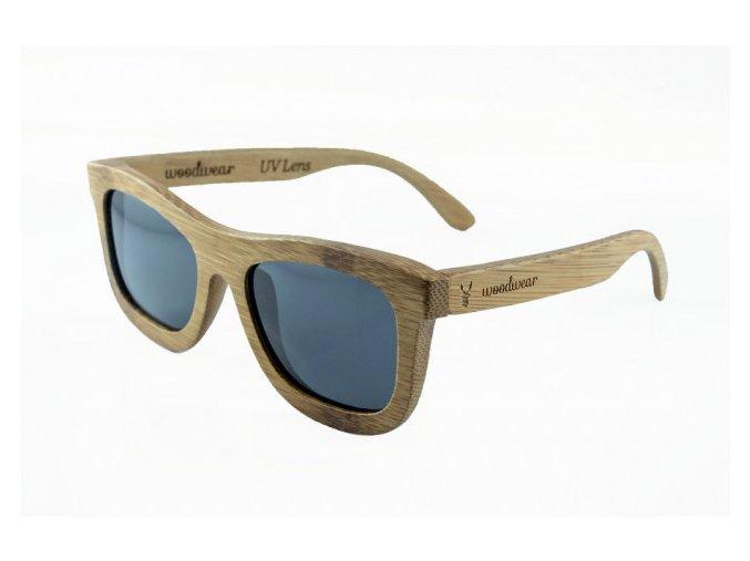 Brýle dřevěné