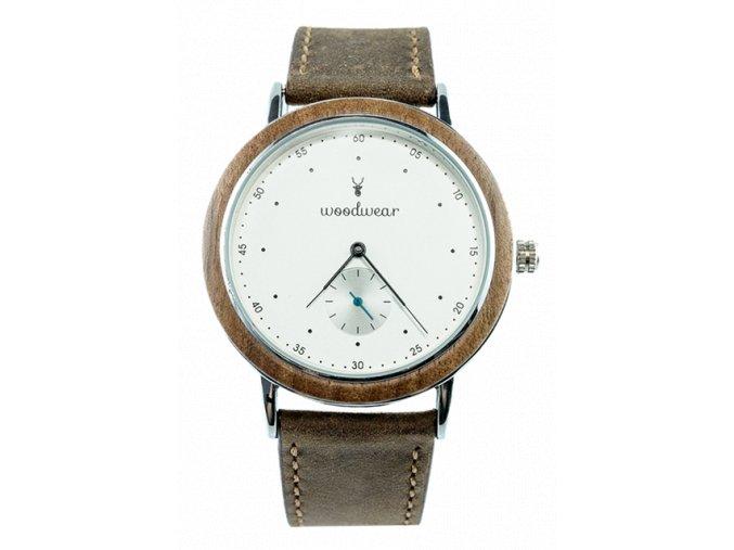 Dřevěné hodinky Norman
