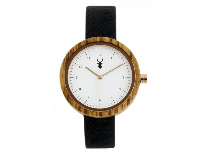 Dámské dřevěné hodinky Virginia