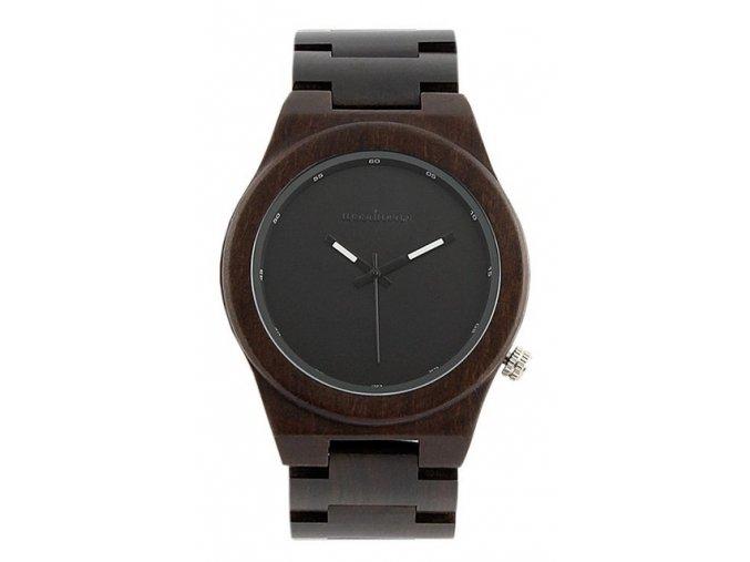 Dřevěné hodinky Simon