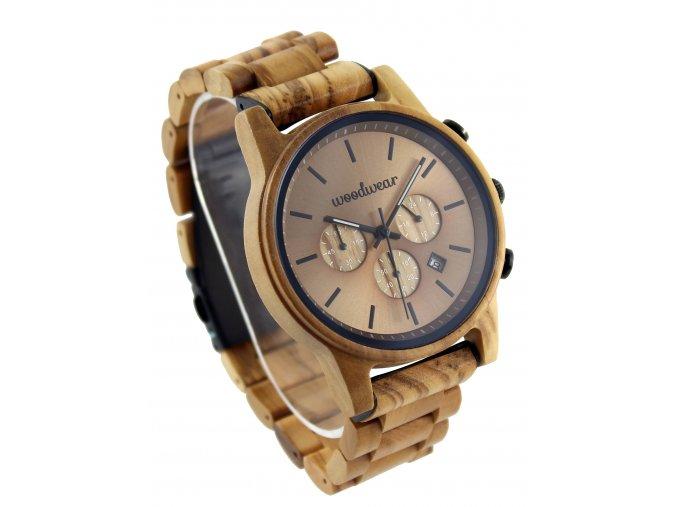 Dřevěné hodinky Gerald (3)