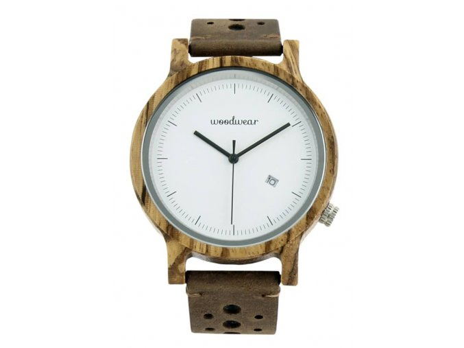 2524 drewniany zegarek william