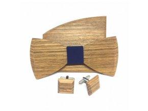 Dřevěné dárkové balení
