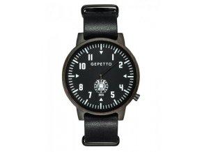 Dřevěné hodinky Dywizjon