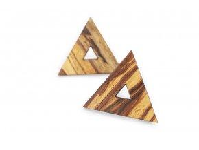 Náušnice trojúhelník