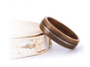 Ořechový prstýnek