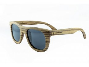 Dřevěné brýle perez
