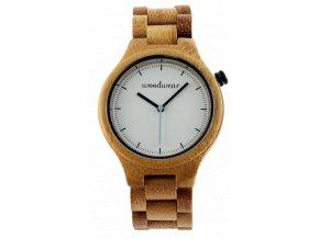 Dřevěné hodinky