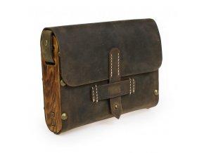 Dřevěná kabelka s borovice