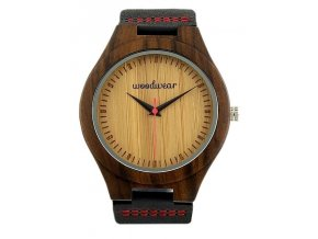Dřevěné hodinky Winslow