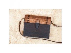 Dřevěná taška Milana