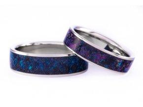 Snubní prstýnky Mlhavina Carina