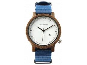 Modré hodinky