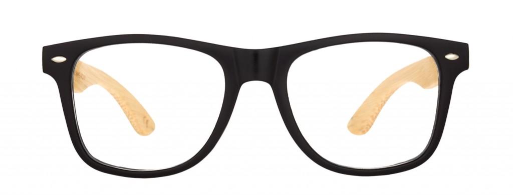 Weargepetto Dřevěné ochranné brýle k PC Bill WG09