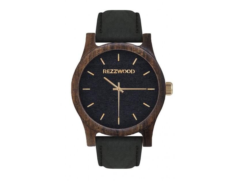 Rezzwood Dřevěné hodinky Amazaque