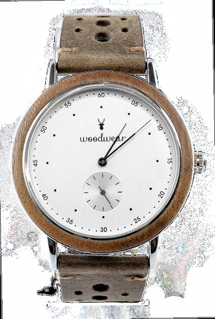 Woodwear Dřevěné hodinky Harvey