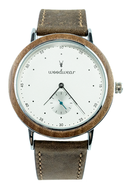 Woodwear Dřevěné hodinky Norman
