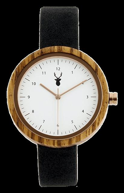 Woodwear Dámské dřevěné hodinky Virginie